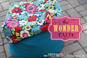 the wonder oven
