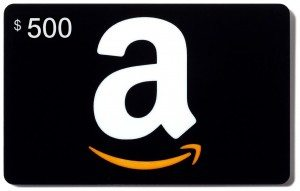 Enter to win a $500 Amazon gift card from Kinsights and The Survival Mom!