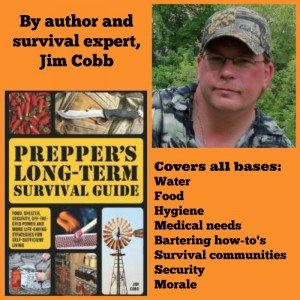Book Review: Prepper's Long-Term Survival Guide by Jim Cobb