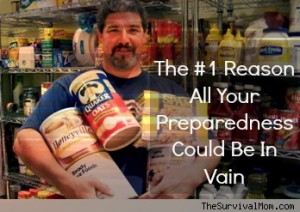 The #1 reason all your preparedness could be in vain