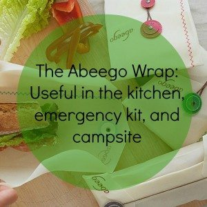 Product Review: The Abeego Wrap, something a little different for your emergency kits