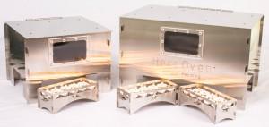 2 HERC stoves