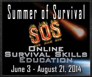 Feel like going to prepper/survival summer school? Summer of Survival is for you!