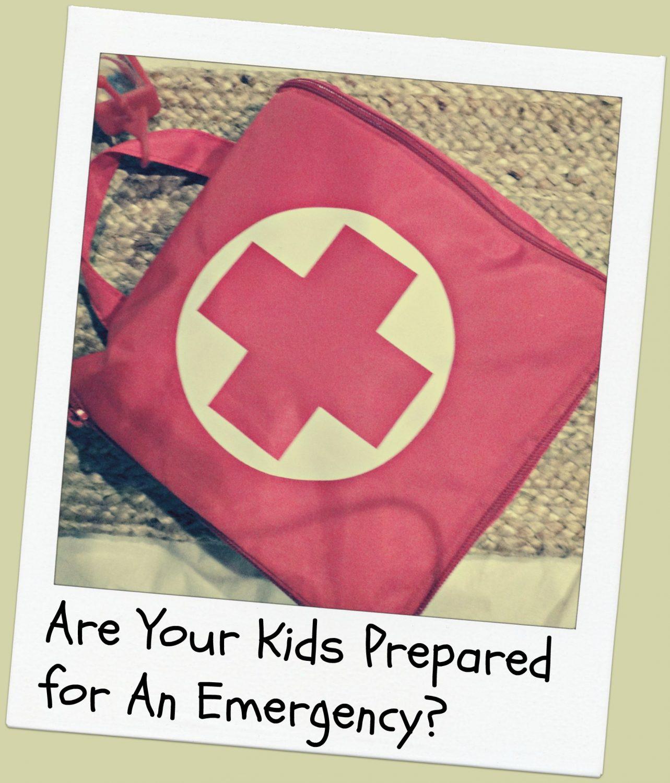 Survival Survey: Are Your KIDS Prepared?