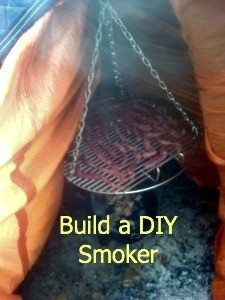Build a DIY Smoker & Make Your Own Jerky