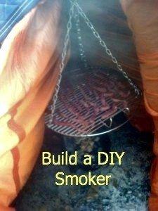 Build a DIY Smoker & Make Your Own Jerky