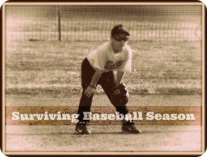Surviving Baseball Season
