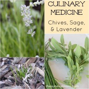 Culinary Medicine - The Survival Mom