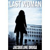 "Book Cover: ""Last Woman"""