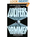 """Book Cover: Lucifer's hammer"""""""