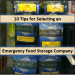 10_Tips_for_Selecting_an_Emergency_Food_Storage_Company