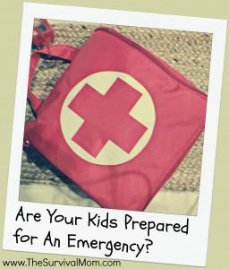 kids prepared