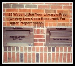 25 Ways To Use Your Library's Free Resources For Better Preparedness