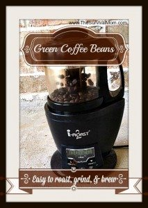 REVIEW: Green coffee beans – The Perfect Cuppa Joe Today and Long-Term Storage Tomorrow