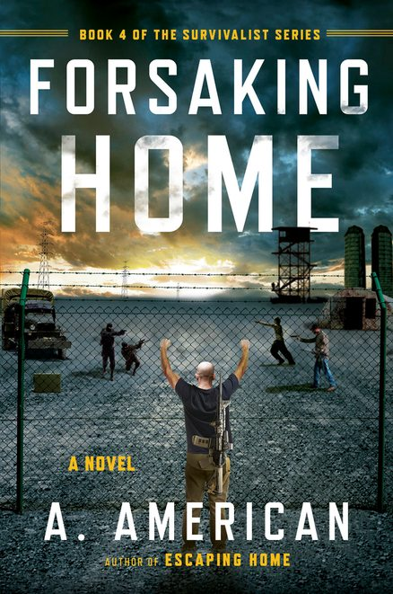 "Review and Giveaway: ""Forsaking Home"" by A. American"