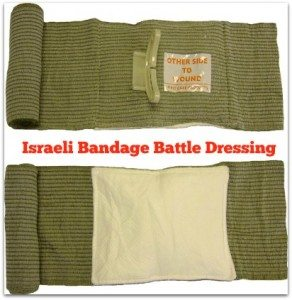 Israeli Bandage: A Versatile Addition to Your First Aid Kit