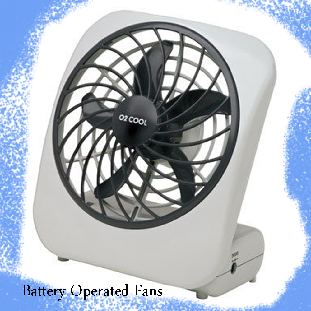 5 Portable Fan : Keeping your cool when there s no air conditioning