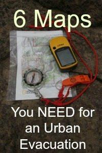 maps you need