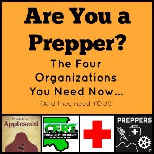 The Four Organizations Preppers Need Now