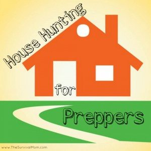 House Hunting for Preppers