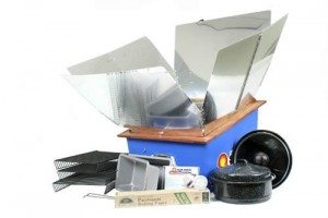 Win An All American Sun Oven in this Giveaway!