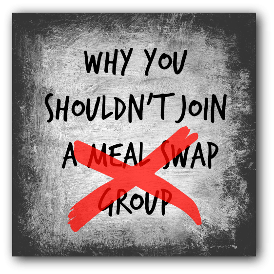 Join a Meal Swap