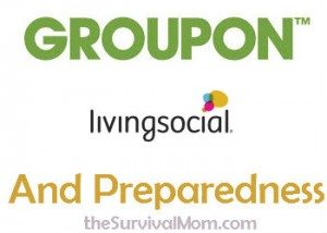 Unexpected Ways Savvy Preppers can Use Living Social and Groupon