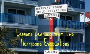My Story: Lessons we learned from hurricane evacuations