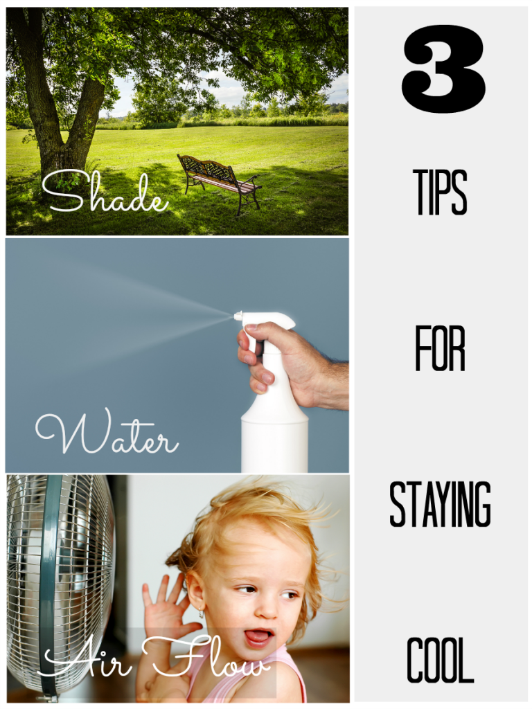 Simple Tips to Help Kids Stay Cool in Back-to-School Weather