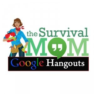 LIVE Survival Mom Hangouts this month!