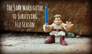 The Star Wars Guide to Surviving Flu Season