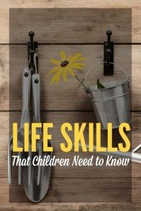 life skills test for kids