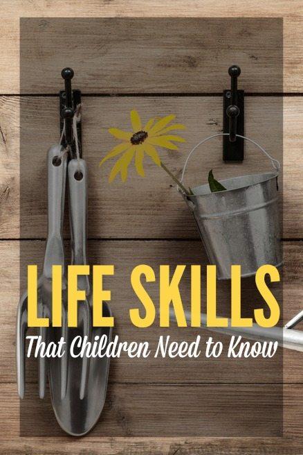 life skills test for kids