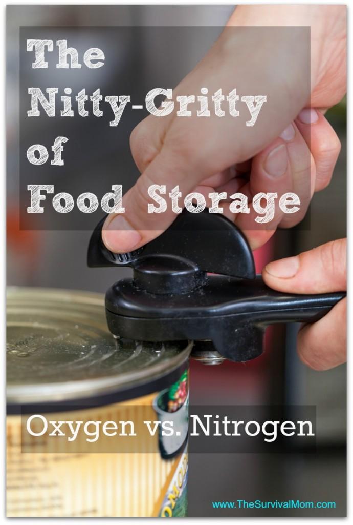 oxygen vs nitrogen