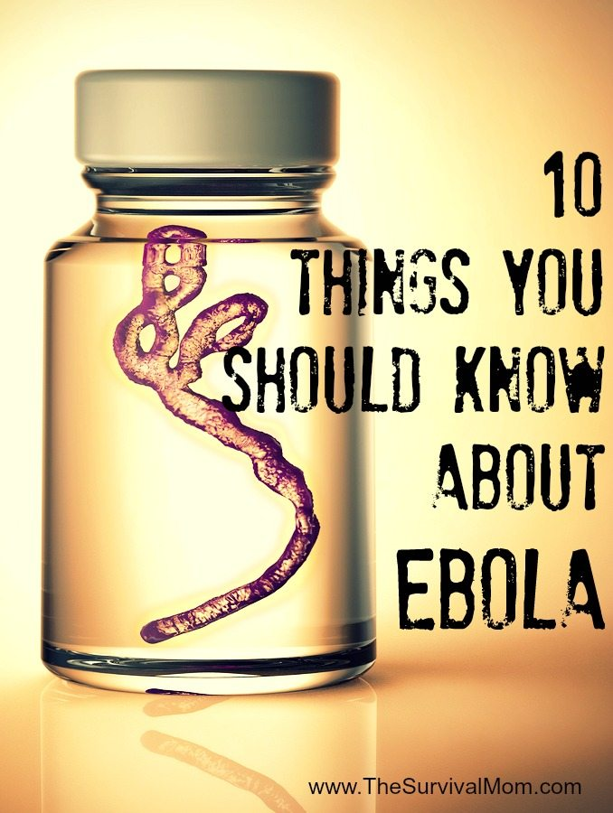 things know ebola
