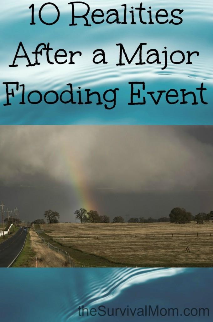 10 realities flooding
