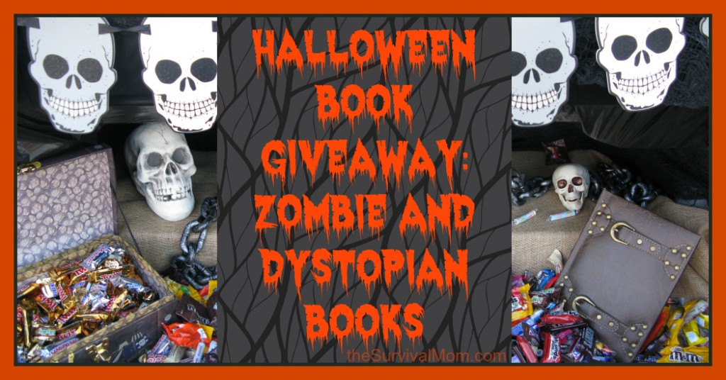 Halloween Book Giveaway