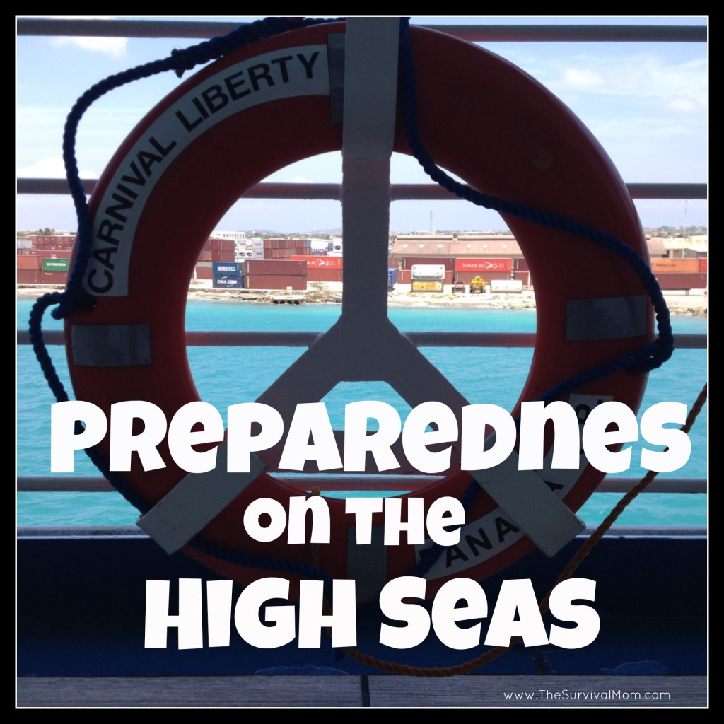 Preparedness on the High Seas