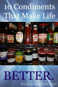 10 Condiments That Make Life Better