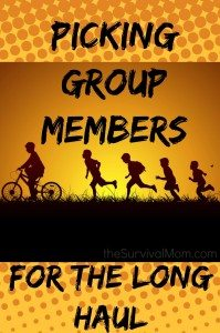 Picking Group Members for the Long Haul