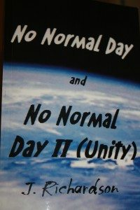 """No Normal Day"" – a Dystopian novel for ""normal"" people"