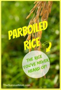 Parboiled Rice: The Rice You've Never Heard Of