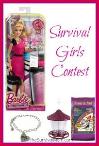 """I'm a Survival Girl"" contest!"