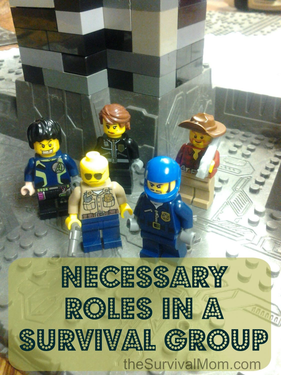 Necessary Roles In a Survival Group