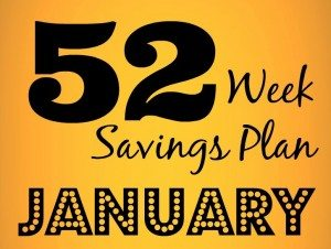52 Weeks Savings Challenge: Watch for these January bargains