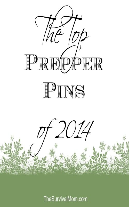 A collection of some of the best pins of 2014 from prepper, survival, and homestead bloggers. | via www.TheSurvivalMom.com