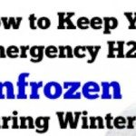 """A common question is, """"How do I keep my water from freezing in cold weather!"""" Answers are here! This is a great introduction to using common medicinal herbs. 