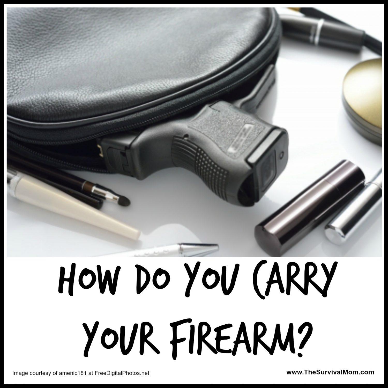 How Do You Carry?
