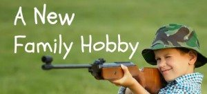 The air rifle can provide a fun family hobby and help kids learn shooting skills. www.TheSurvivalMom.com