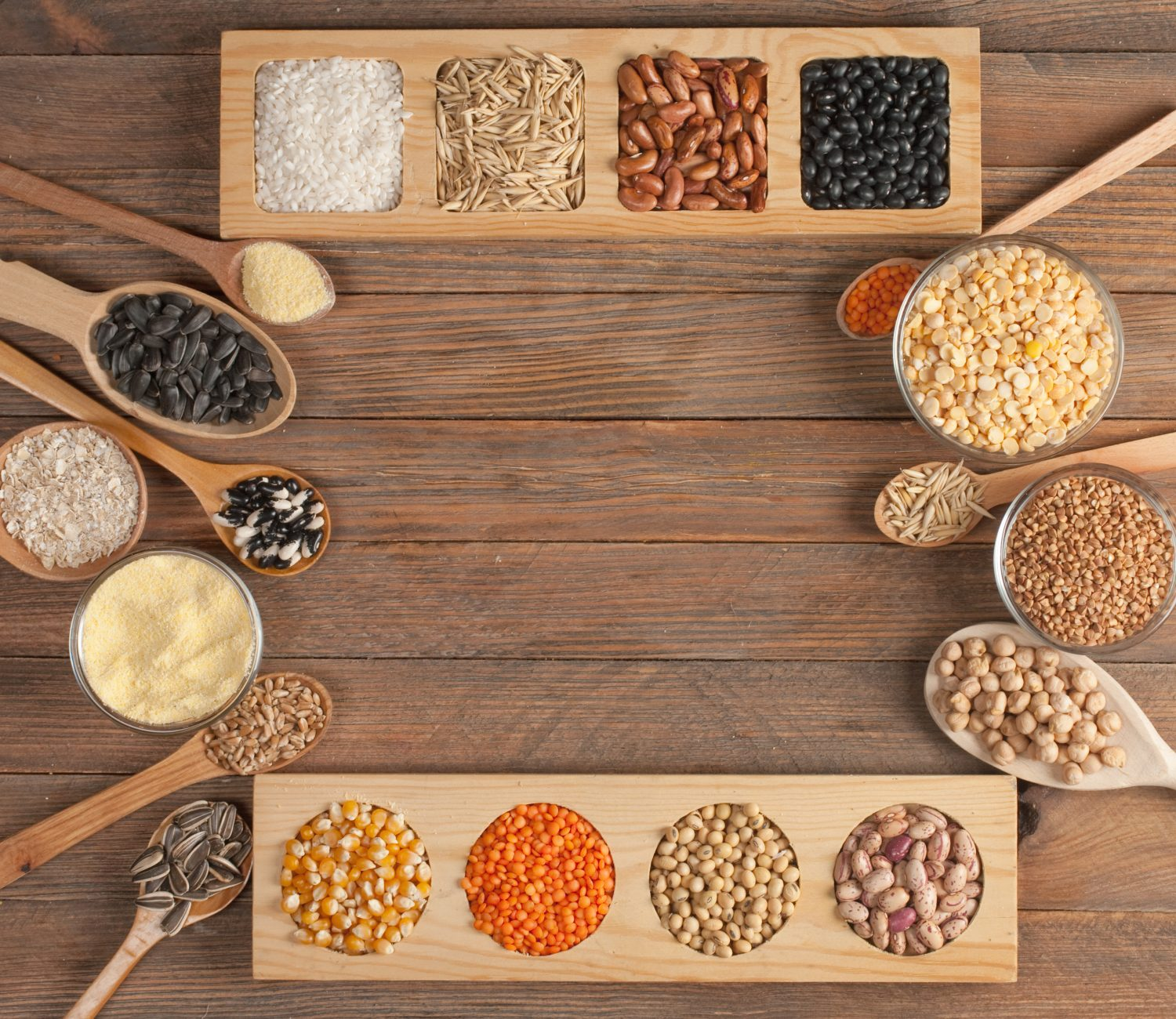 Food Storage Grains: An inexpensive calorie with lots of versatility